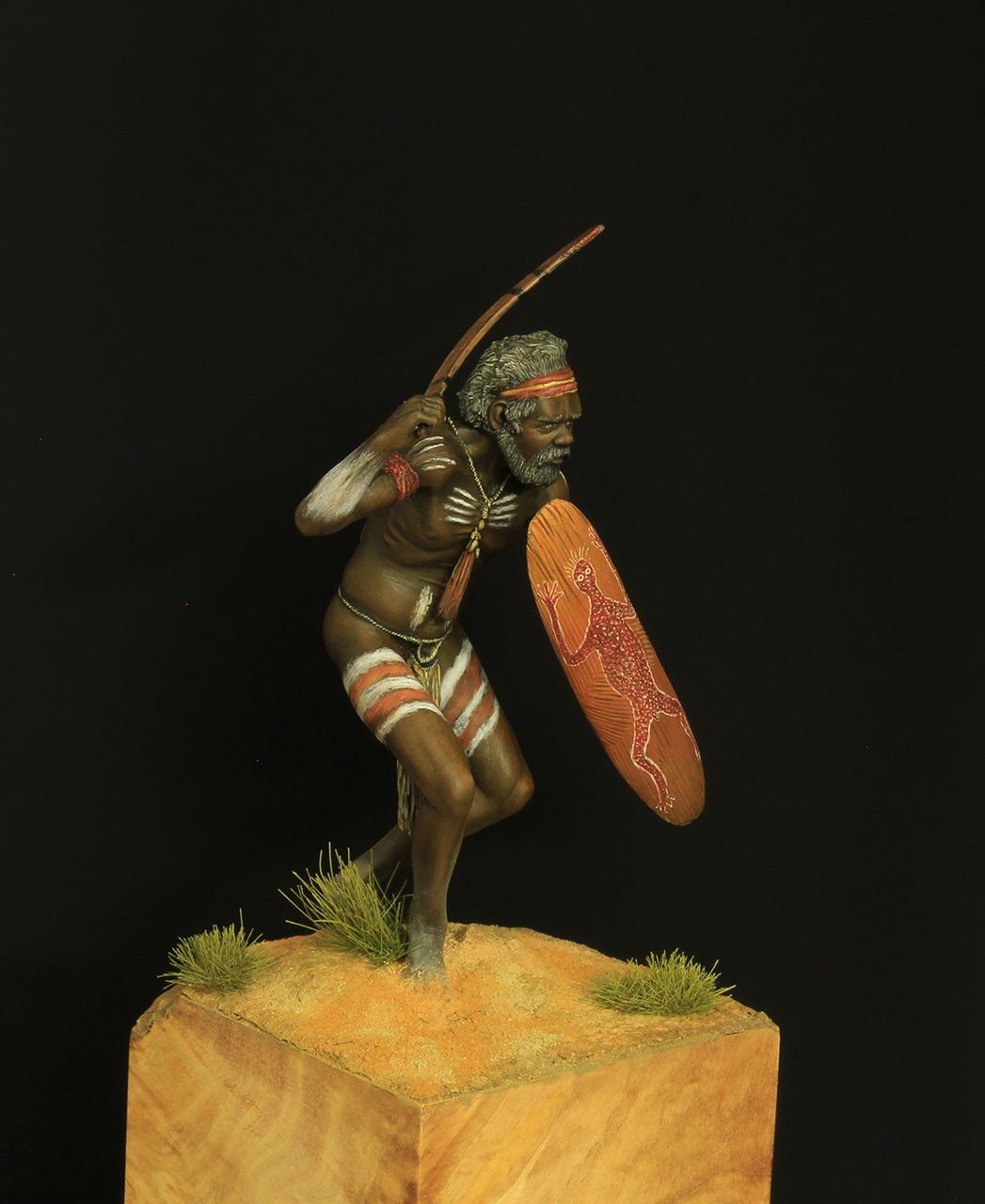 Фигурки: Австралийский абориген, фото #6
