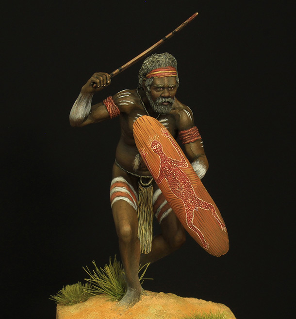 Фигурки: Австралийский абориген