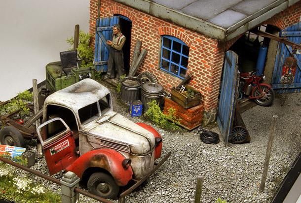 Диорамы и виньетки: Форд и другие