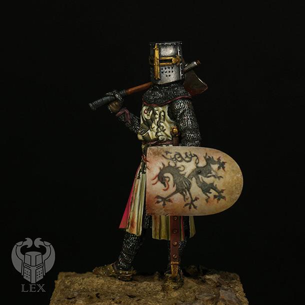 Фигурки: Герцог Леопольд V Австрийский