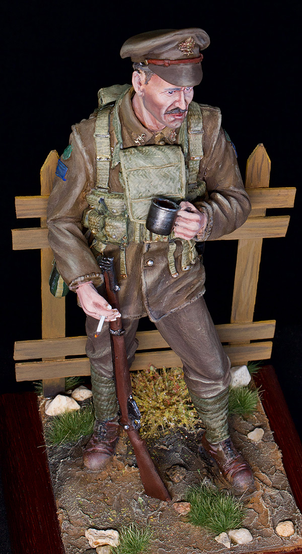 Фигурки: Канадский пехотинец, ПМВ, фото #16