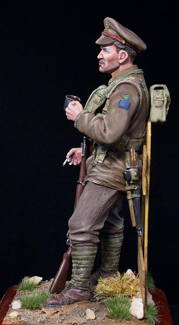 Фигурки: Канадский пехотинец, ПМВ, фото #4