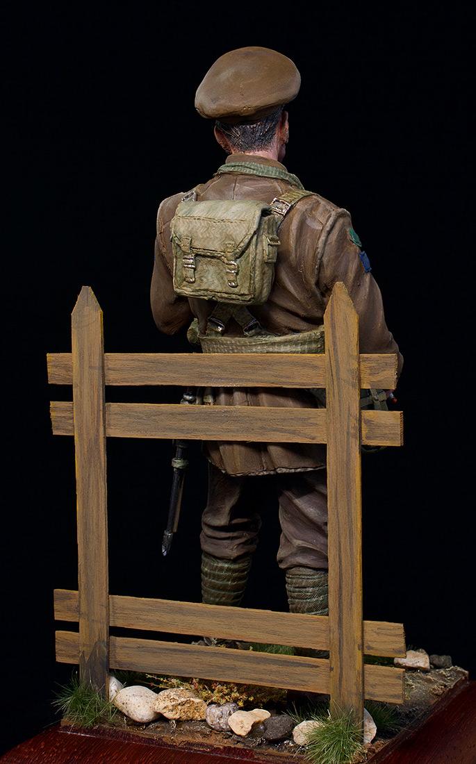 Фигурки: Канадский пехотинец, ПМВ, фото #6