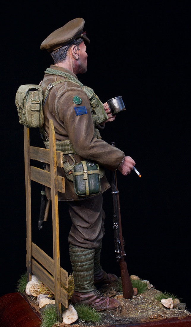 Фигурки: Канадский пехотинец, ПМВ, фото #7