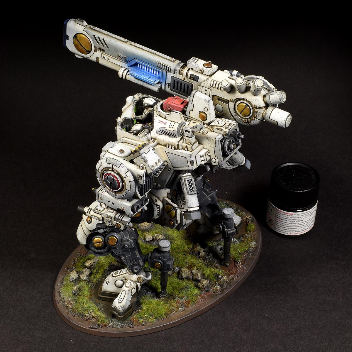 Разное: KV 128 Stormsurge. Тяжелая орудийная платформа, фото #8