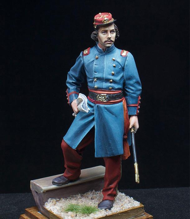 Фигурки: Полковник Элмер Эфраим Эллсворт, 1861