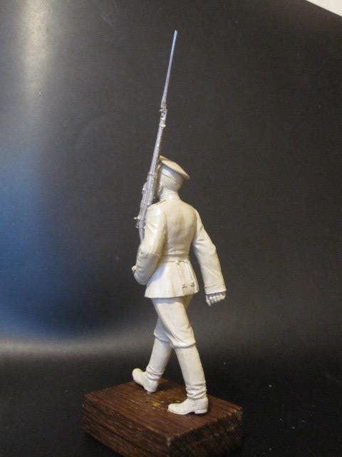 Скульптура: Гвардеец, 1913 г., фото #2