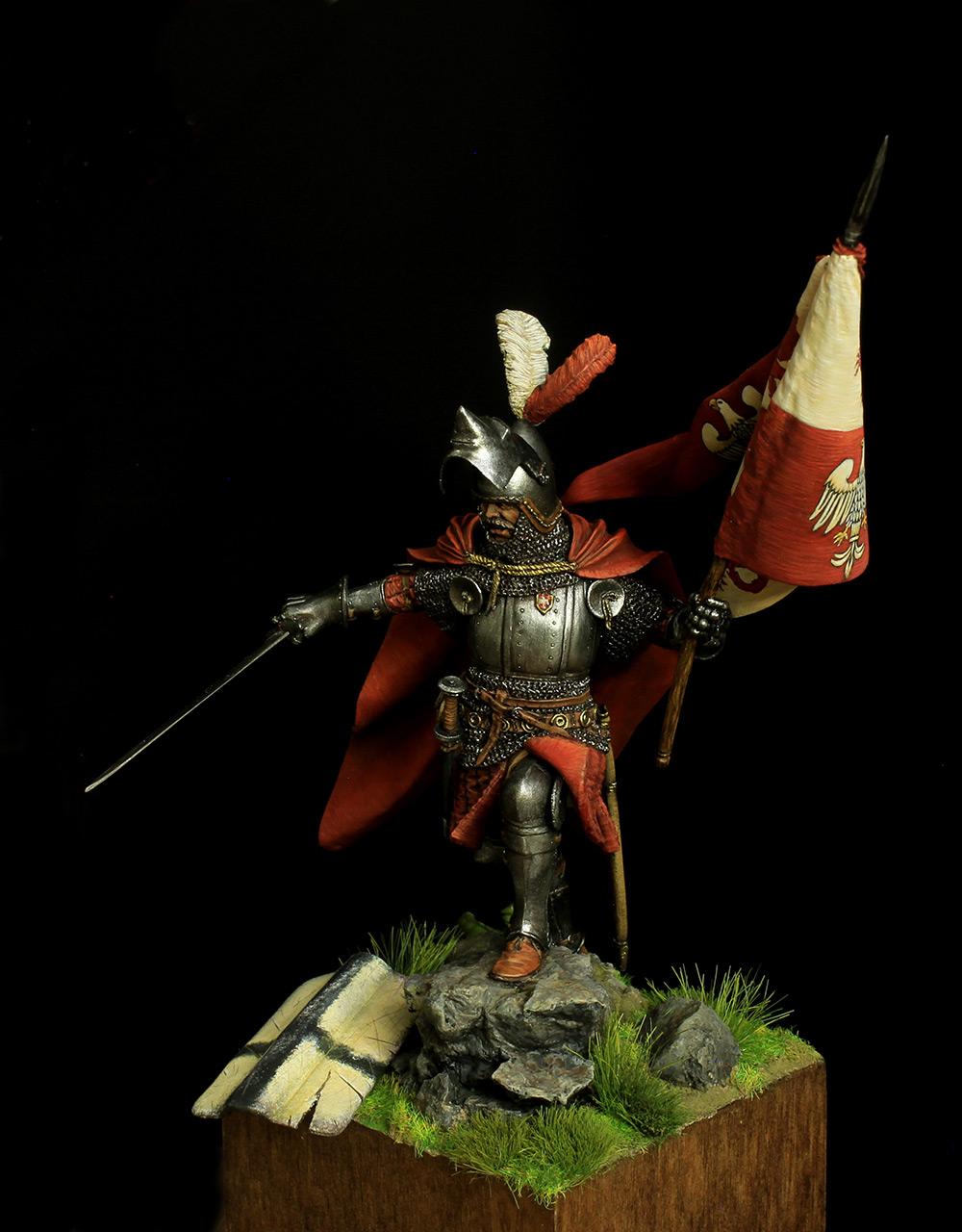 Фигурки: Европейский рыцарь, 15 века, фото #2