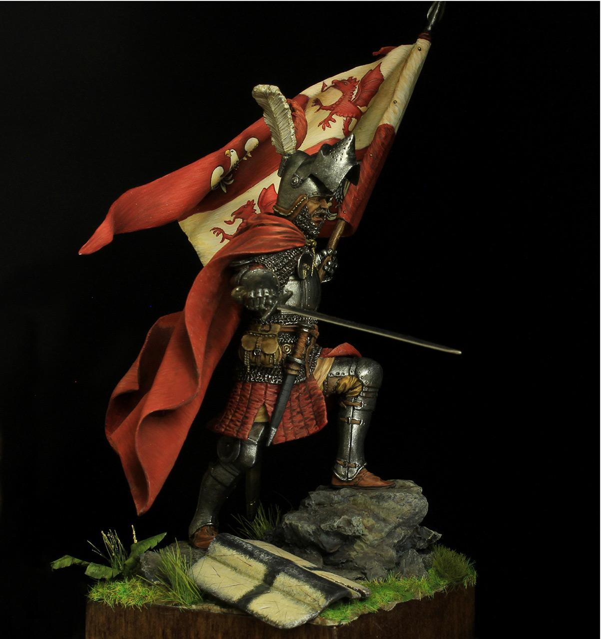 Фигурки: Европейский рыцарь, 15 века, фото #4