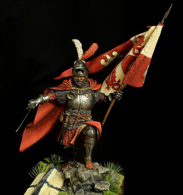 Фигурки: Европейский рыцарь, 15 века