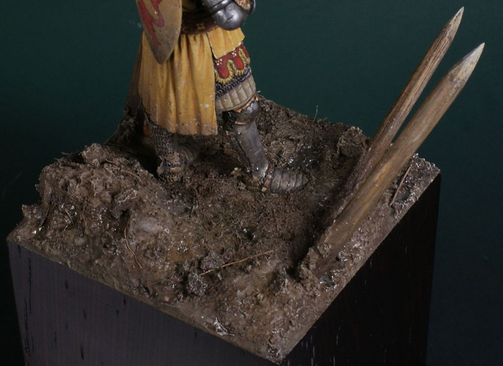 Фигурки: Английский рыцарь. Битва при Креси, фото #9