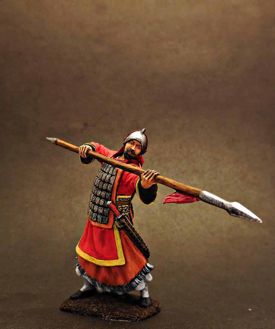Фигурки: Древнекитайский воин, 5 в. до н.э., фото #2