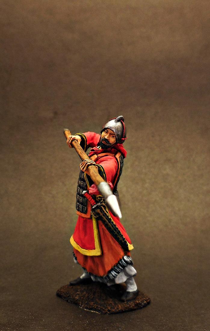Фигурки: Древнекитайский воин, 5 в. до н.э., фото #3