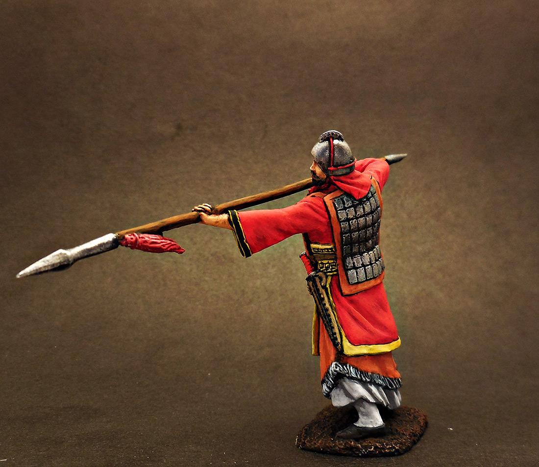 Фигурки: Древнекитайский воин, 5 в. до н.э., фото #4