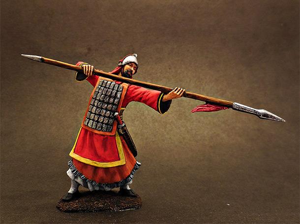 Фигурки: Древнекитайский воин, 5 в. до н.э.