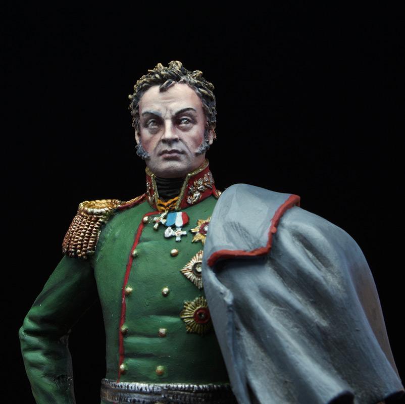 Фигурки: Генерал Раевский Н.Н. , фото #13