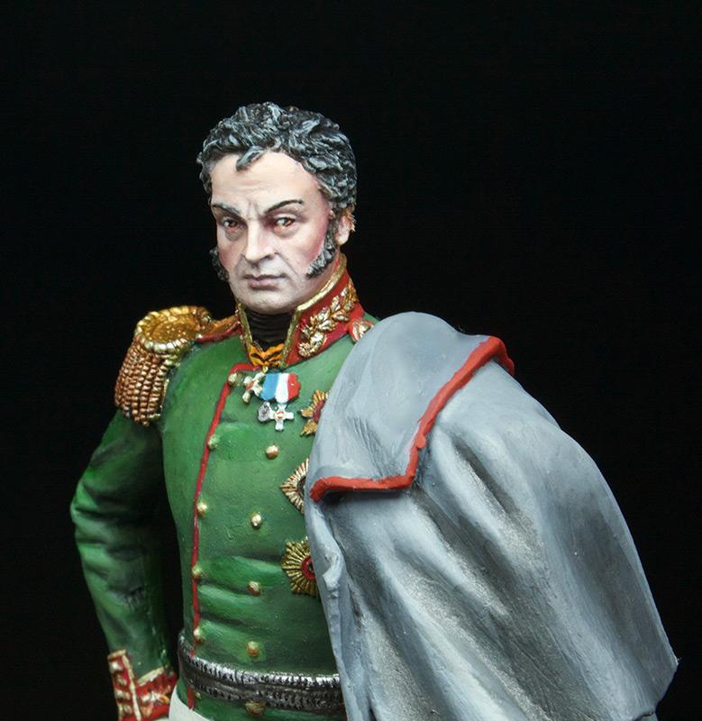Фигурки: Генерал Раевский Н.Н. , фото #14