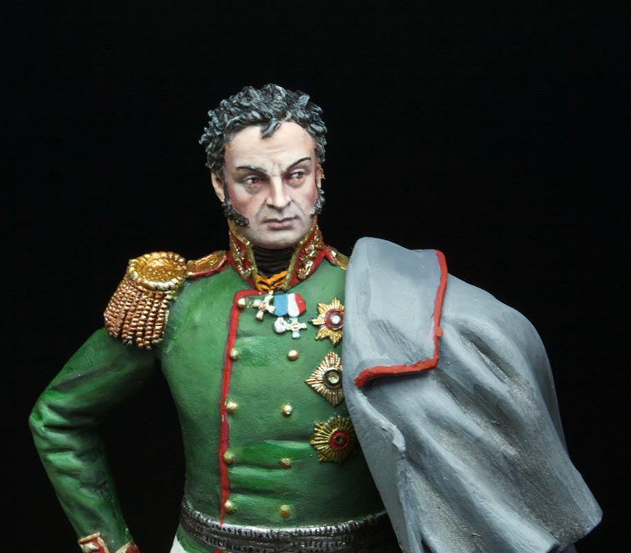 Фигурки: Генерал Раевский Н.Н. , фото #15