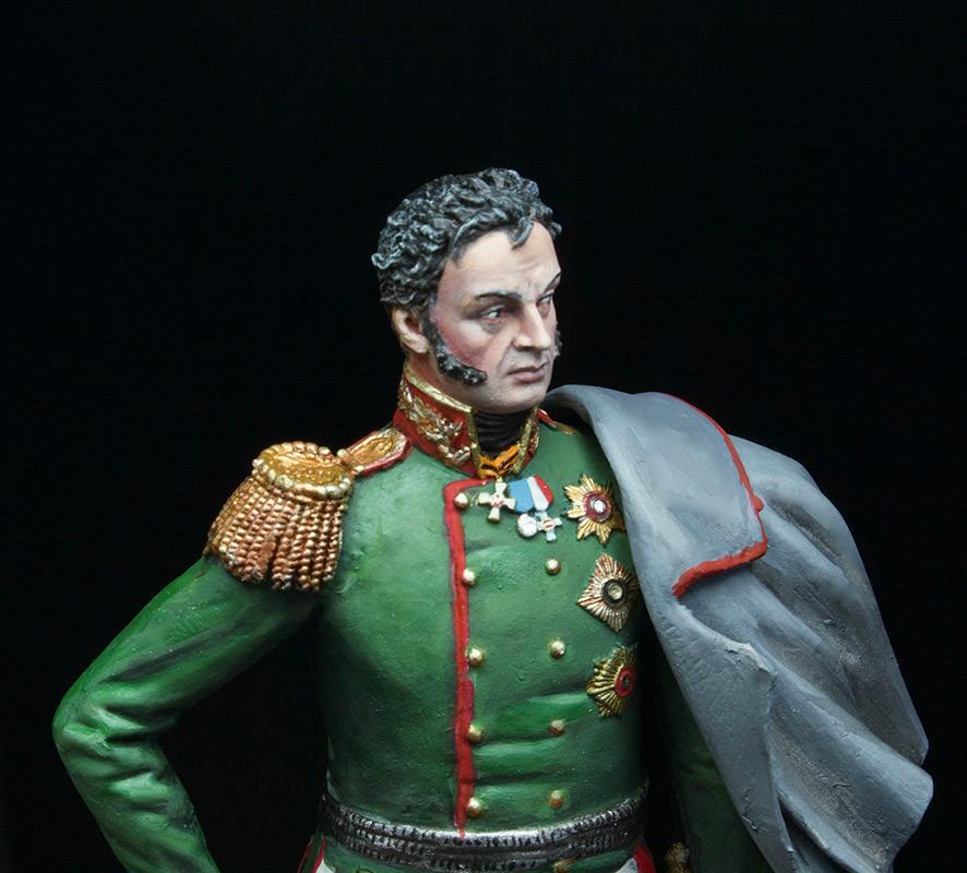 Фигурки: Генерал Раевский Н.Н. , фото #16