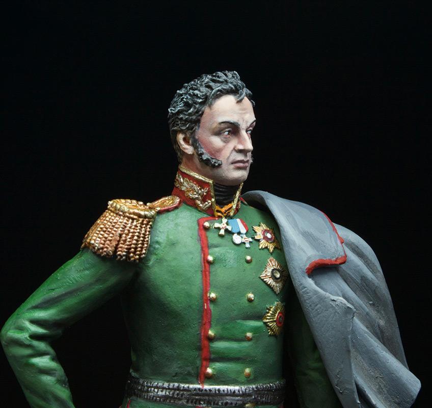 Фигурки: Генерал Раевский Н.Н. , фото #17