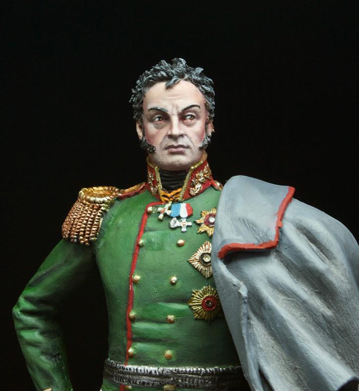 Фигурки: Генерал Раевский Н.Н. , фото #18