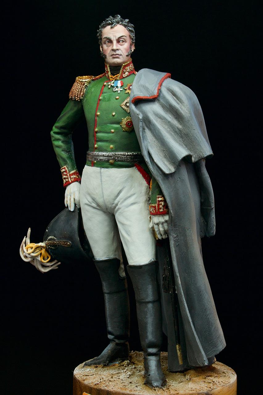 Фигурки: Генерал Раевский Н.Н. , фото #4