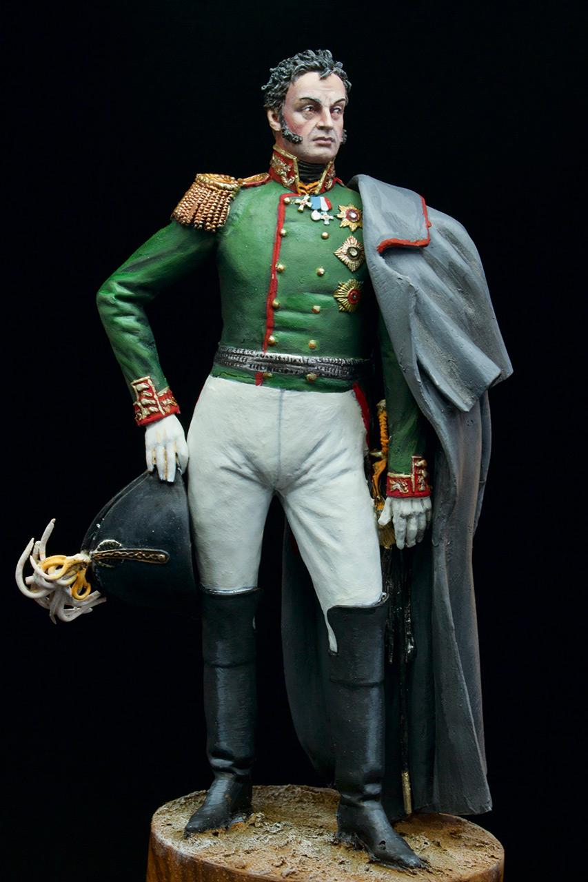 Фигурки: Генерал Раевский Н.Н. , фото #5