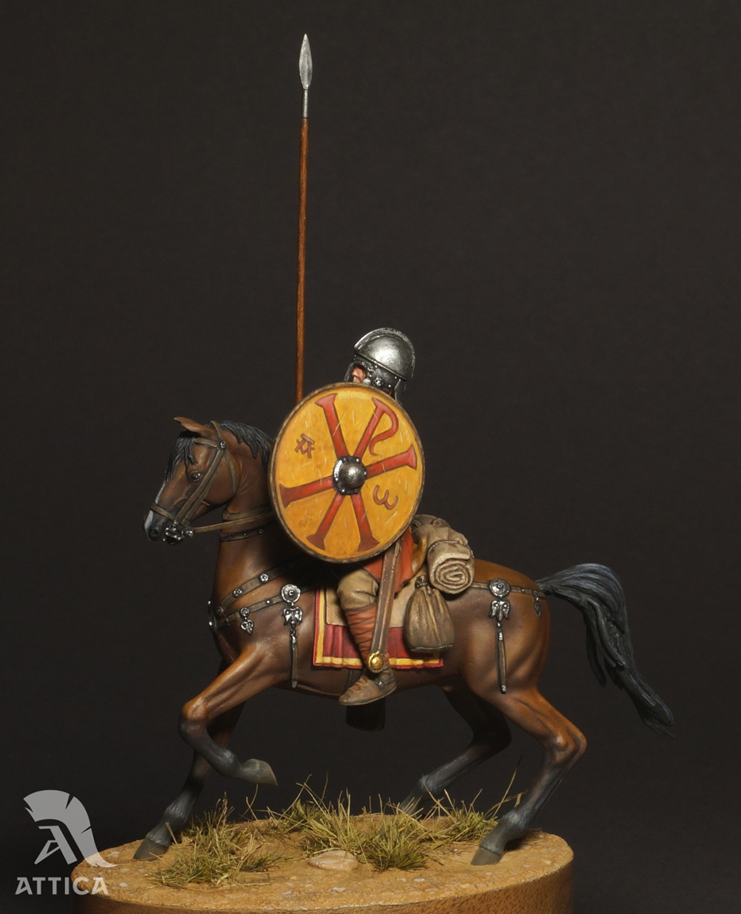 Фигурки: Римский всадник  4 в.н.э., фото #11