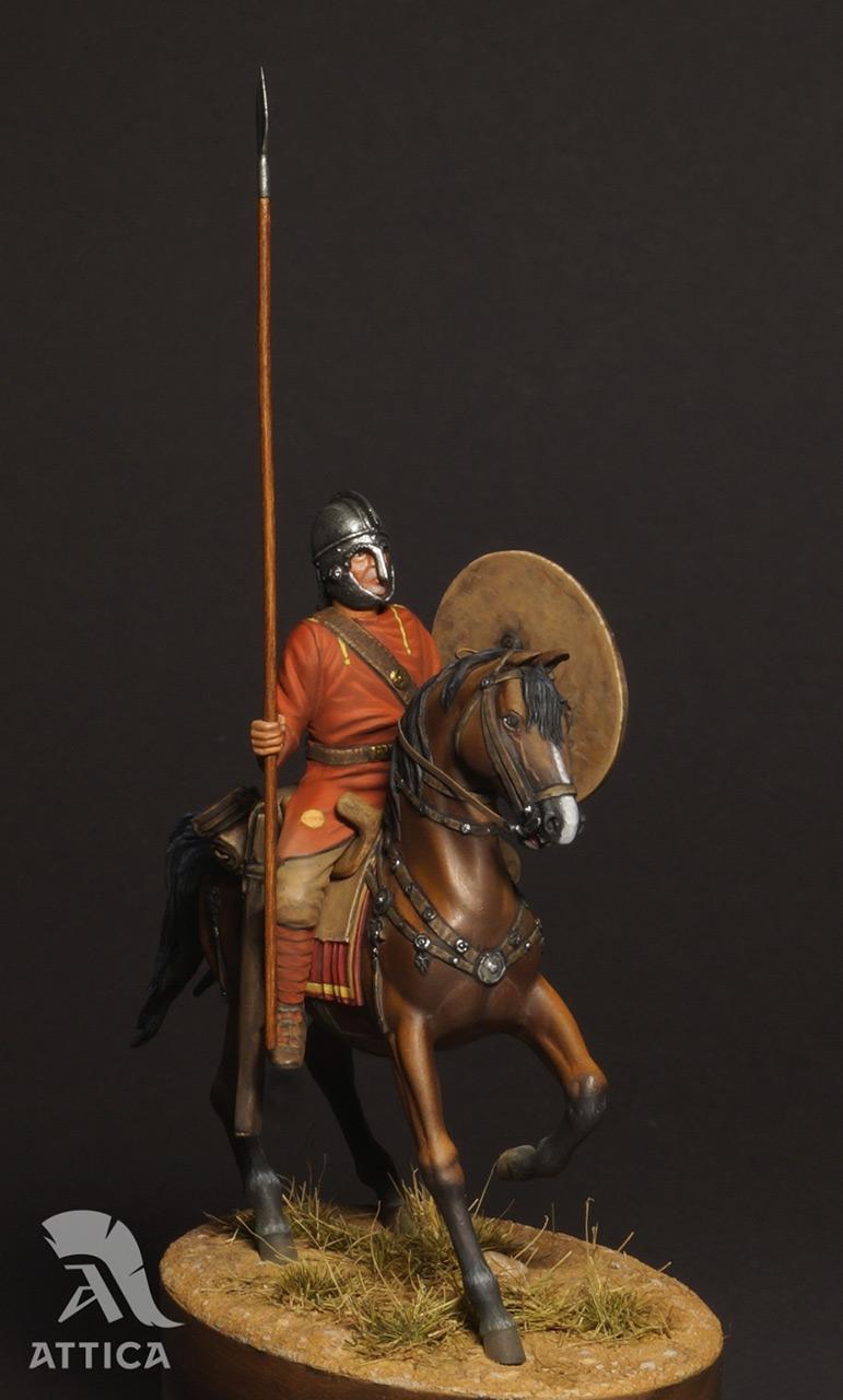 Фигурки: Римский всадник  4 в.н.э., фото #3