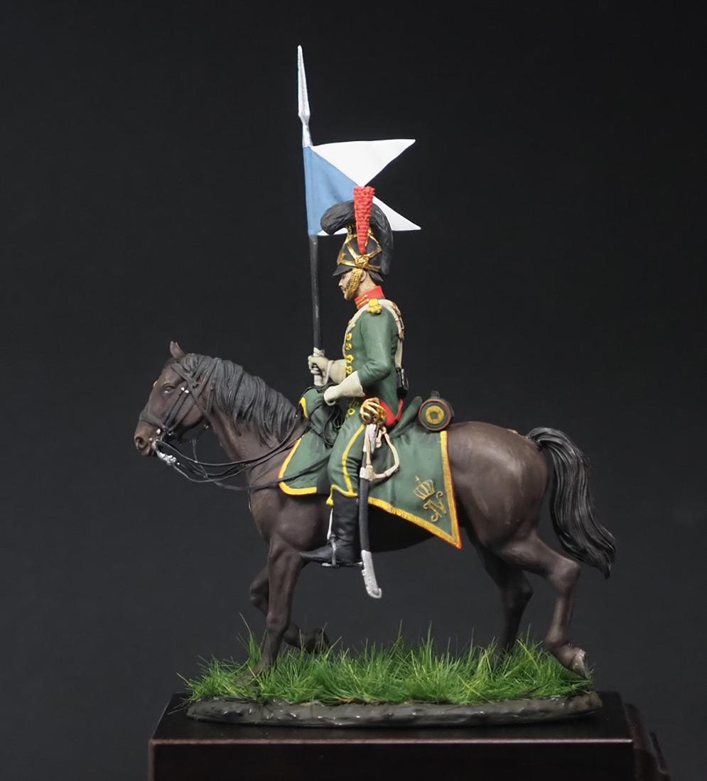Фигурки: Вестфальский конный шеволежер, фото #5