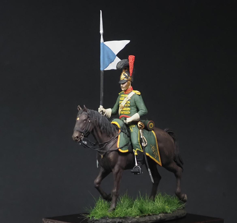 Фигурки: Вестфальский конный шеволежер, фото #6