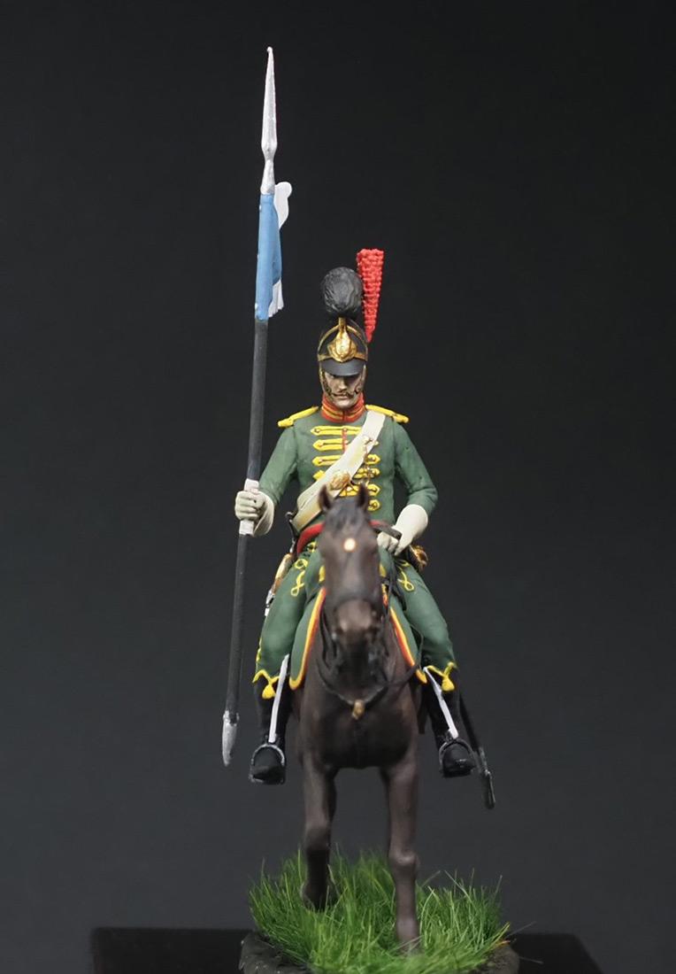 Фигурки: Вестфальский конный шеволежер, фото #7