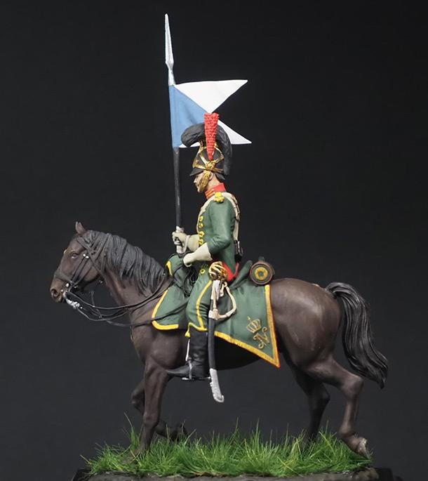 Фигурки: Вестфальский конный шеволежер