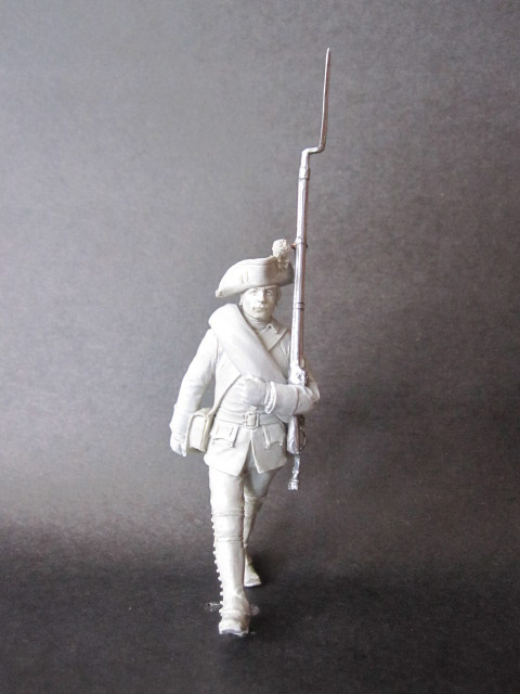 Скульптура: Мушкетер 1758 г., фото #1