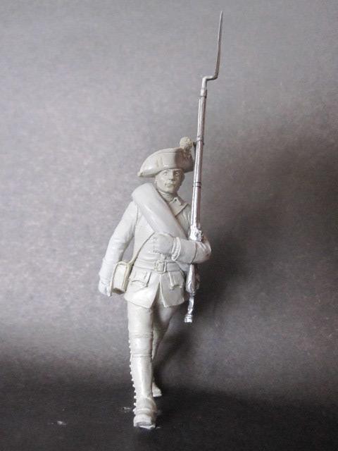Скульптура: Мушкетер 1758 г., фото #2