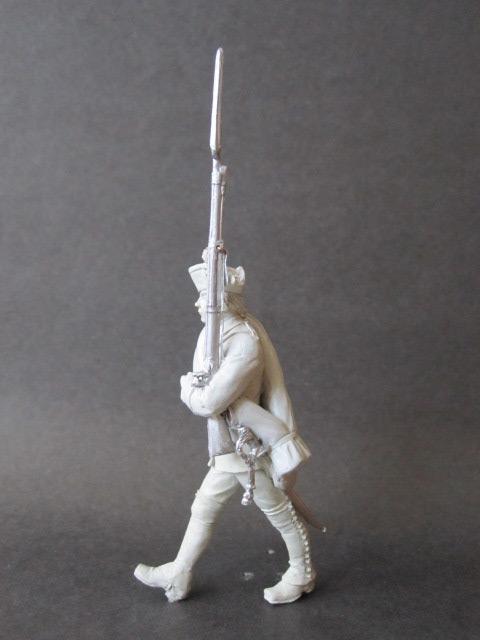 Скульптура: Мушкетер 1758 г., фото #4