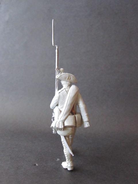 Скульптура: Мушкетер 1758 г., фото #5