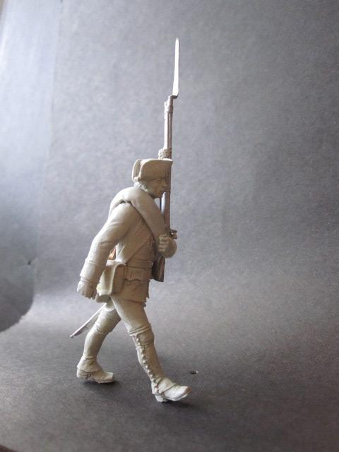 Скульптура: Мушкетер 1758 г., фото #7