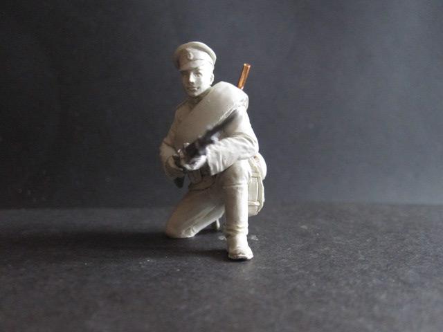 Скульптура: Юнкер, 1913 г., фото #4