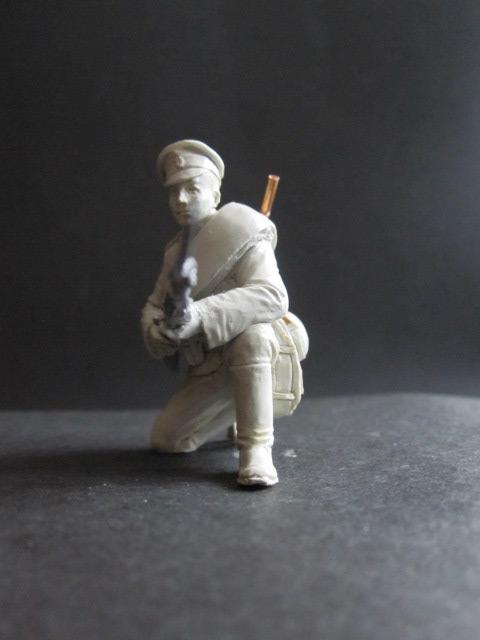 Скульптура: Юнкер, 1913 г., фото #6