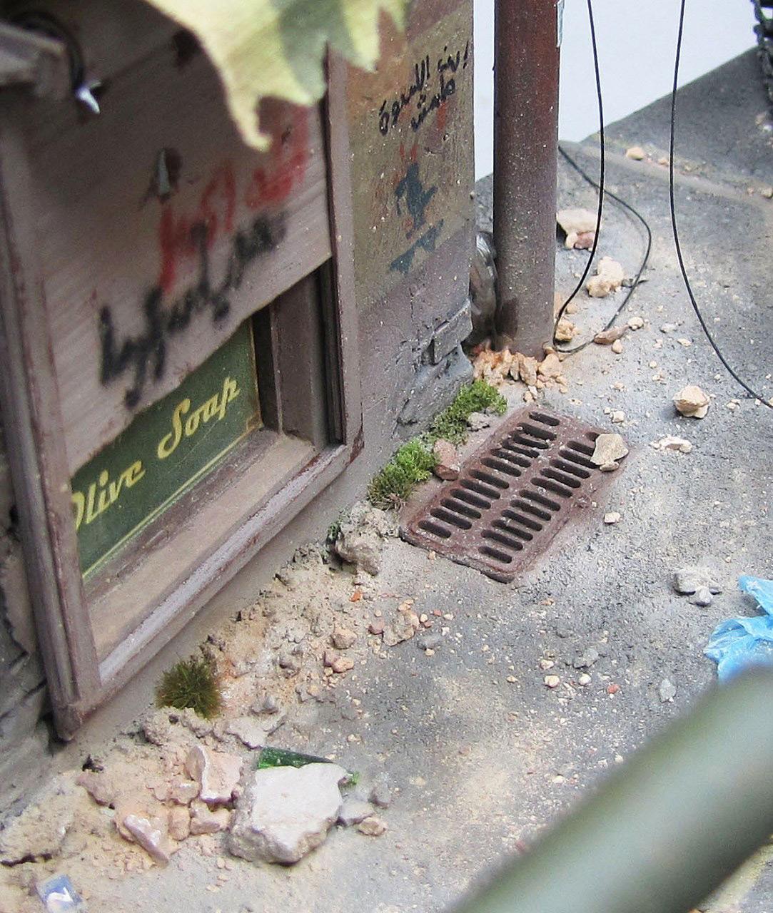 Диорамы и виньетки: Алеппо в огне, фото #19