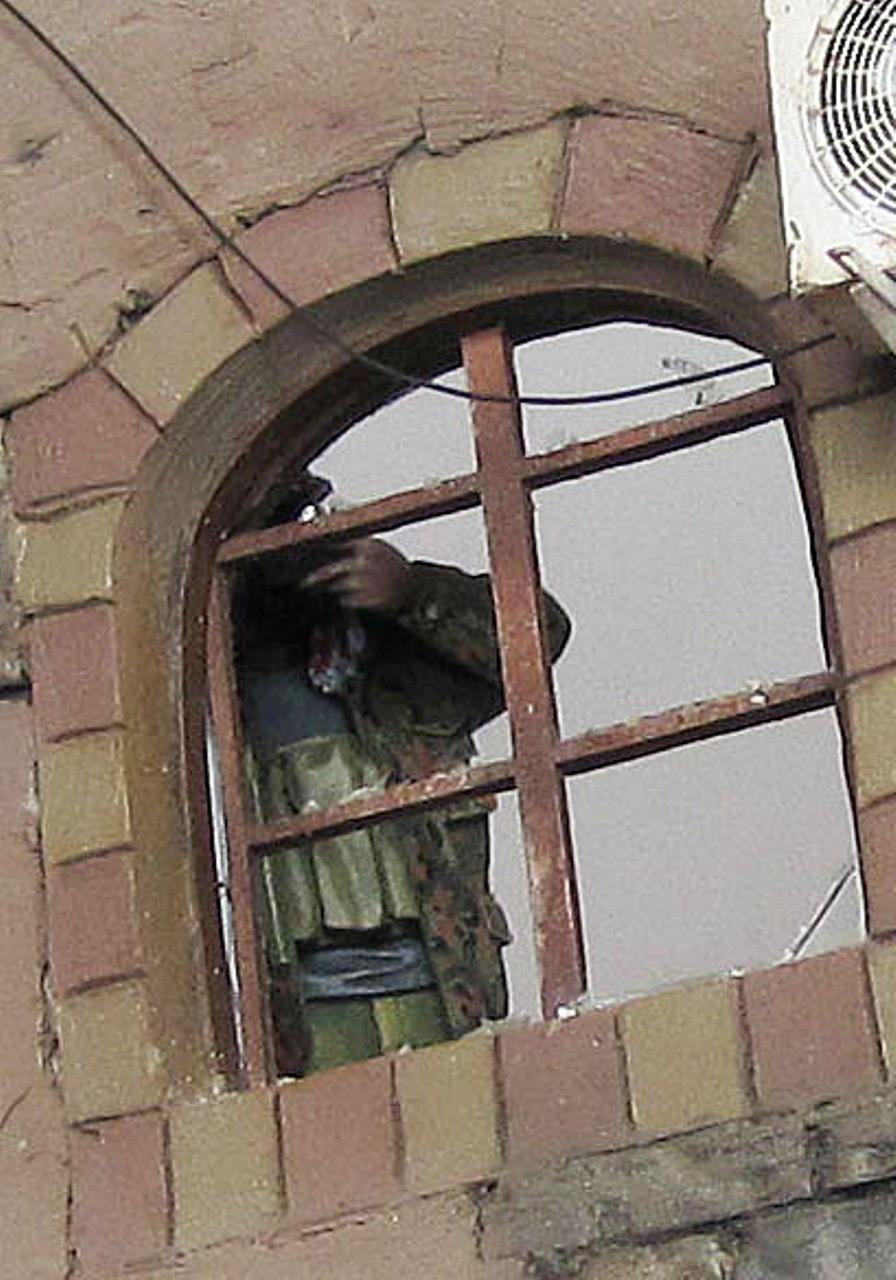 Диорамы и виньетки: Алеппо в огне, фото #26