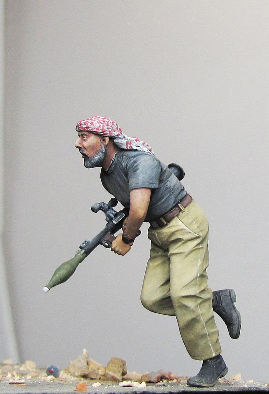 Диорамы и виньетки: Алеппо в огне, фото #30