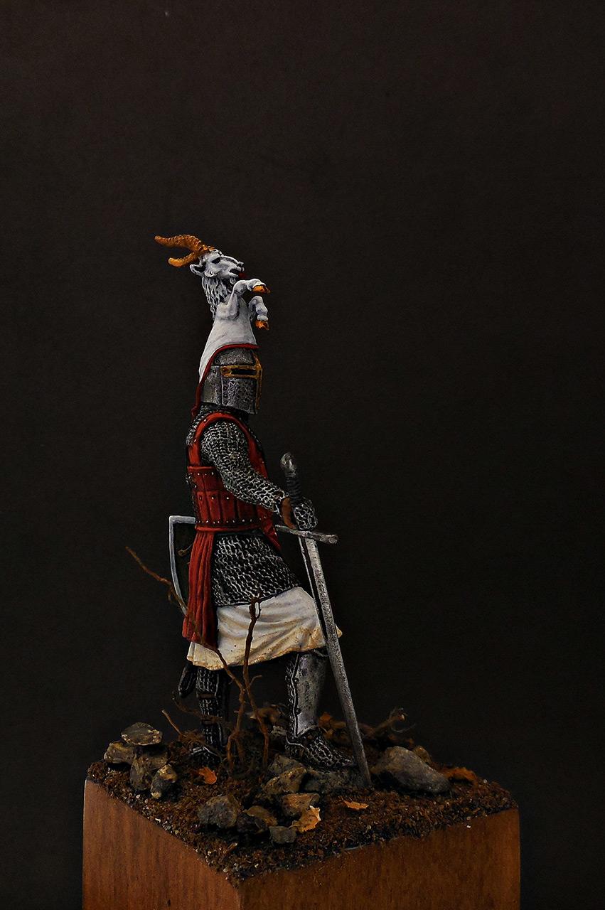 Фигурки: Германский рыцарь, 2-я пол. 13 века, фото #5