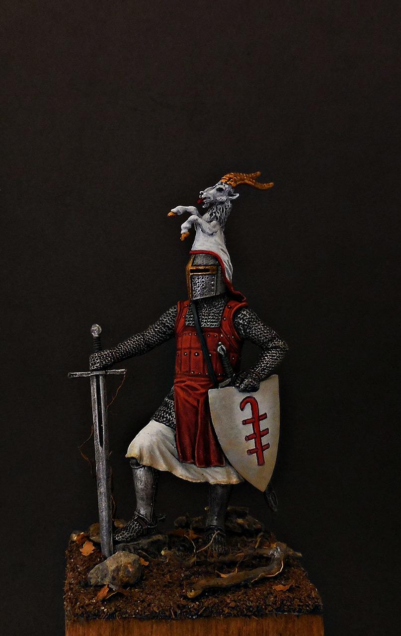 Фигурки: Германский рыцарь, 2-я пол. 13 века, фото #7