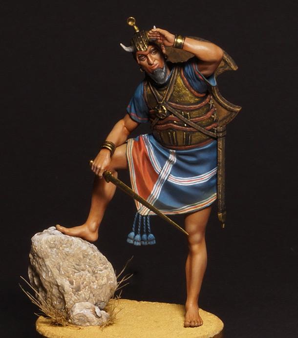 Фигурки: Шерданский воин