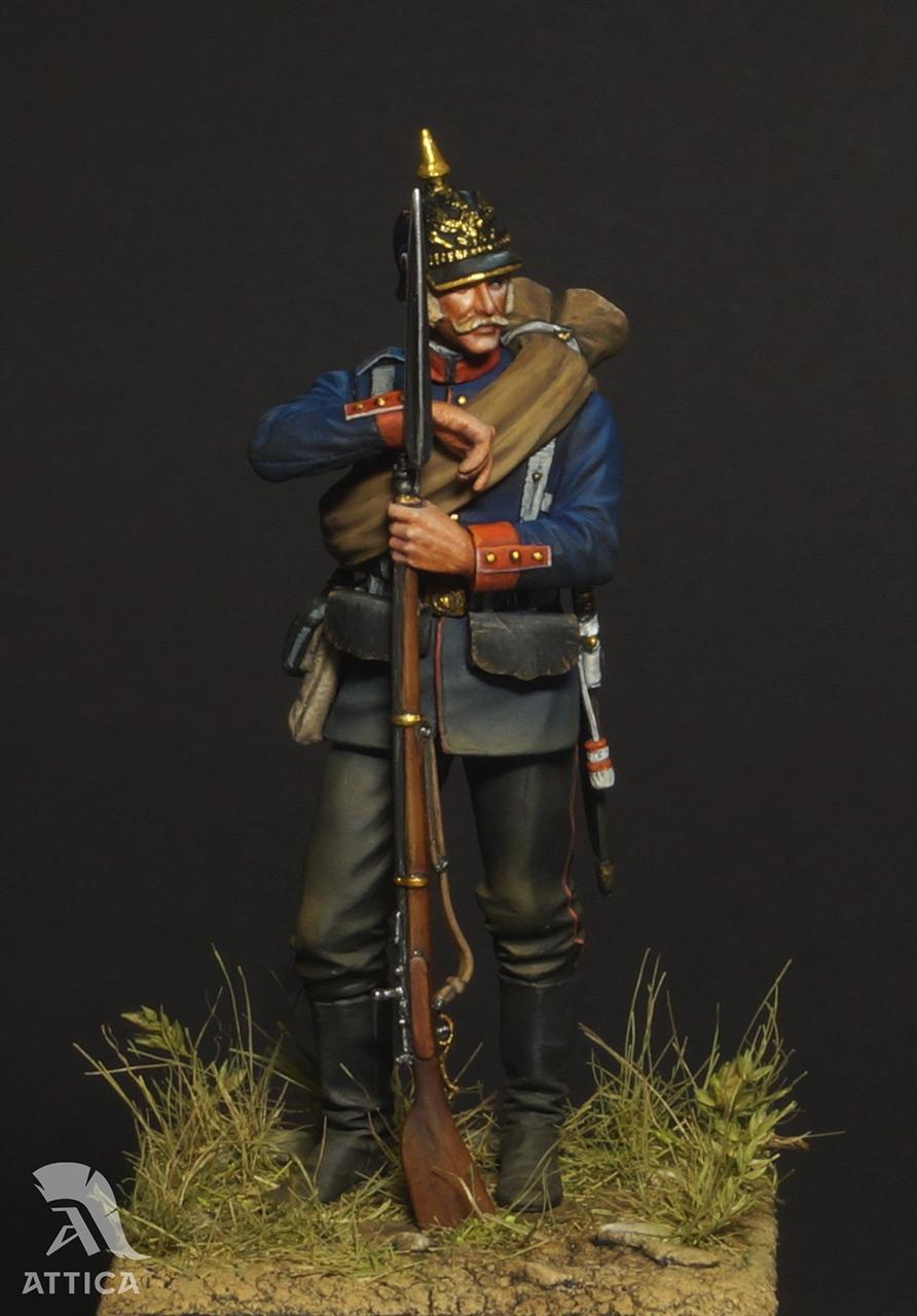Фигурки: Прусский солдат, фото #1