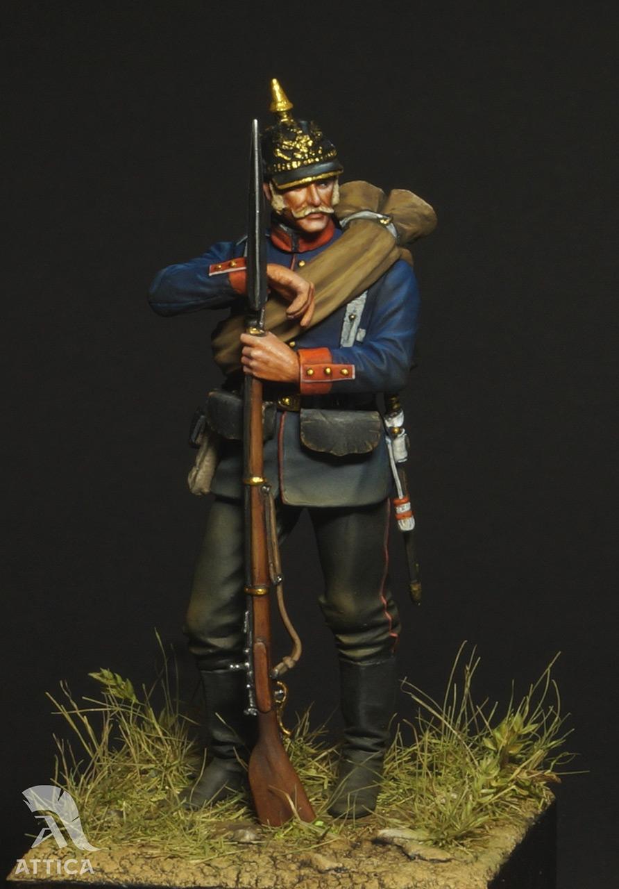 Фигурки: Прусский солдат, фото #10