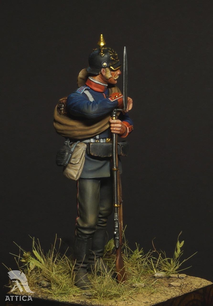 Фигурки: Прусский солдат, фото #2