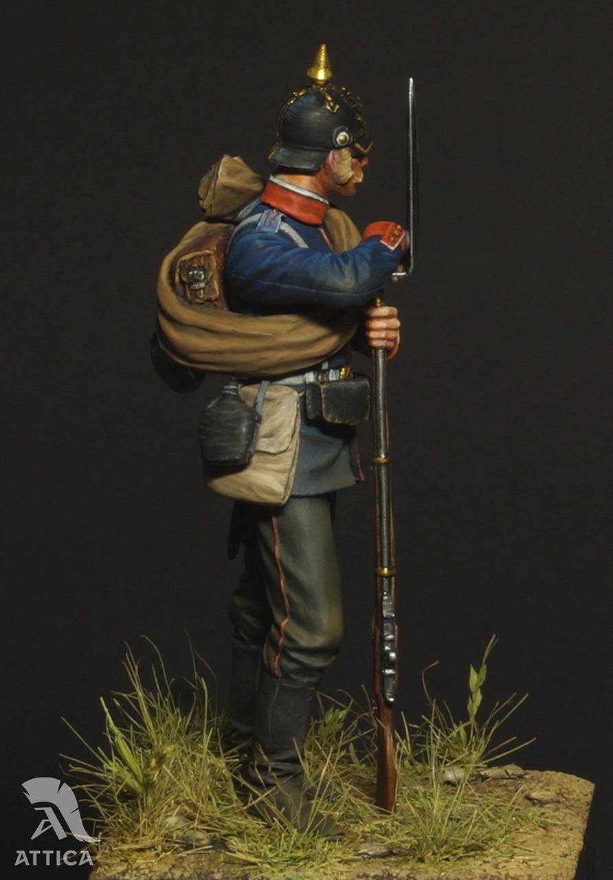 Фигурки: Прусский солдат, фото #3
